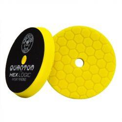 Chemical Guys Quantum Yellow Heavy Cutting Pad 150mm
