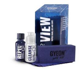 Gyeon View vízlepergető szélvédő impregnáló szer