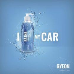 Gyeon I Bath my Car molinó (plakát)