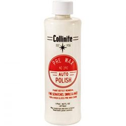 COLLINITE NO. 390 PRE-WAX AUTO POLISH lakktisztító