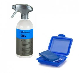 Koch Chemie Gyurmakenő spray + Közepes keménységű gyurma csomagban