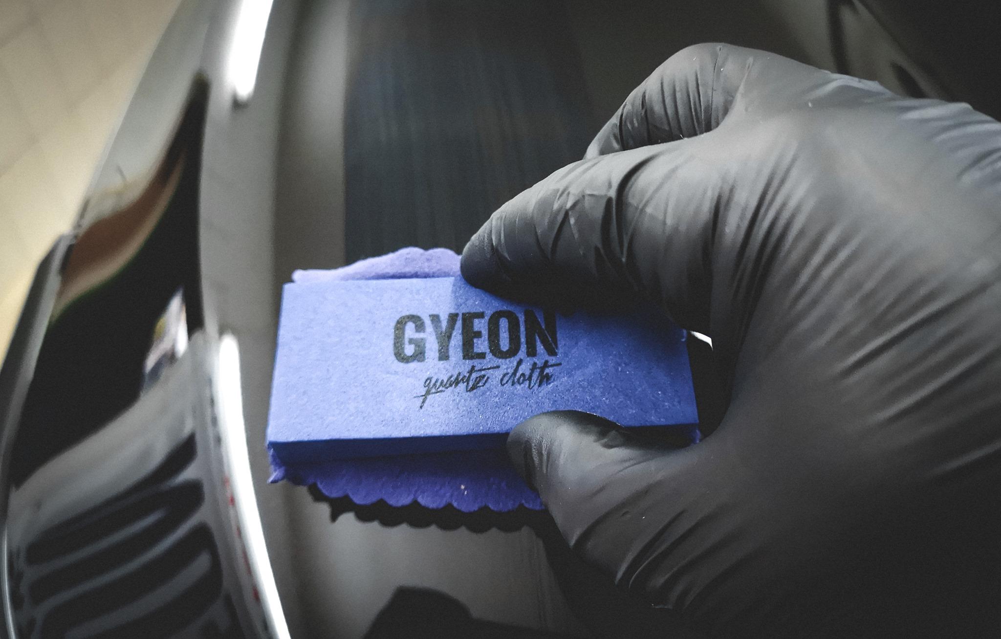 A Gyeon MOHS Q2 kerámiabevonat