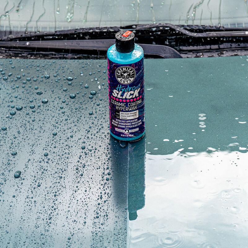 Az autómosás új szintje a Chemical Guys Citrus Wash & Gloss segítségével